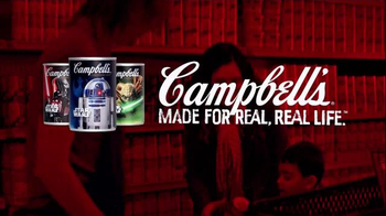 Campbell's Star Wars Soup TV Spot, 'Real Real Life: Arturito' - Thumbnail 9