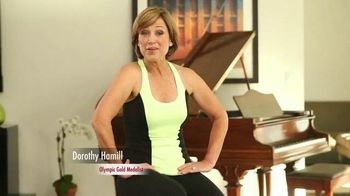 Sit N Cycle TV Spot, 'Made for You' Featuring Dorothy Hamill