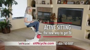 Sit N Cycle TV Spot, 'Made for You' Featuring Dorothy Hamill - Thumbnail 2
