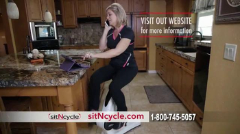Sit N Cycle TV Spot, 'Made for You' Featuring Dorothy Hamill - Thumbnail 3