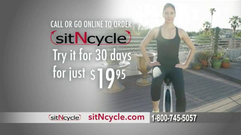 Sit N Cycle TV Spot, 'Made for You' Featuring Dorothy Hamill - Thumbnail 8
