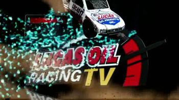 Lucas Oil Racing TV App TV Spot, 'Anytime, Anywhere' - Thumbnail 5