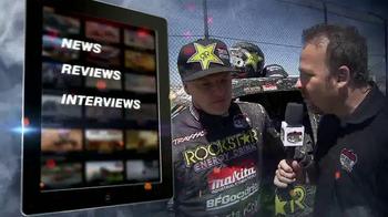 Lucas Oil Racing TV App TV Spot, 'Anytime, Anywhere' - Thumbnail 2