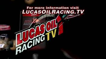 Lucas Oil Racing TV App TV Spot, 'Anytime, Anywhere' - Thumbnail 4