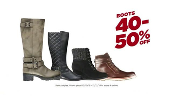 Kohl's 3-Day Gift Sale TV Spot, 'Toys, Sleepwear and Boots' - Thumbnail 6