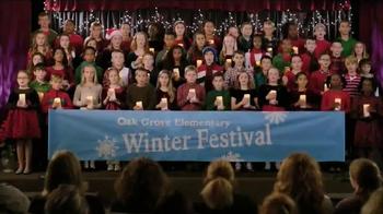 The 700 Club TV Spot, 'Merry Christmas Cling' - Thumbnail 1