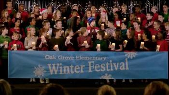 The 700 Club TV Spot, 'Merry Christmas Cling' - Thumbnail 4