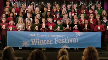 The 700 Club TV Spot, 'Merry Christmas Cling' - Thumbnail 8