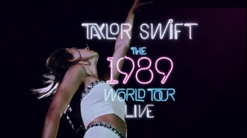 Apple Music TV Spot, 'Taylor Swift: The 1989 World Tour'  - 34 commercial airings
