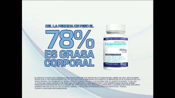 Lipozene TV Spot, 'Grasa corporal' [Spanish] - Thumbnail 2