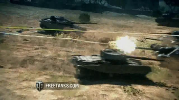 World of Tanks TV Spot, 'Something to Think About' - Thumbnail 9