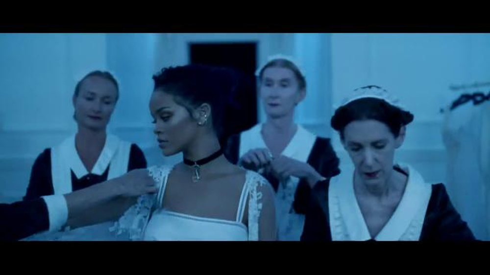 Samsung Mobile TV Commercial, 'ANTIdiaRy Room Three: The Closet' Feat   Rihanna - Video