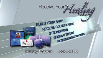 Kenneth Copeland Ministries Receive Your Healing Package TV Spot, 'Health' - Thumbnail 2