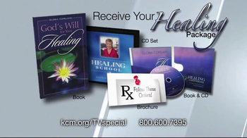 Kenneth Copeland Ministries Receive Your Healing Package TV Spot, 'Health' - Thumbnail 3