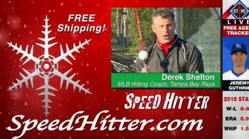 Momentus Sports Speed Hitter TV Spot, 'This Holiday Season' - 64 commercial airings