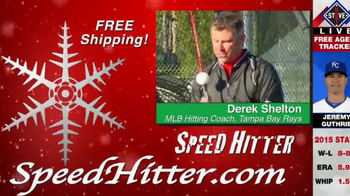 Momentus Sports Speed Hitter TV Spot, 'This Holiday Season' - Thumbnail 1