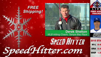 Momentus Sports Speed Hitter TV Spot, 'This Holiday Season' - Thumbnail 3