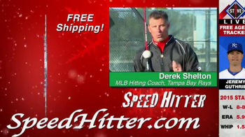 Momentus Sports Speed Hitter TV Spot, 'This Holiday Season' - Thumbnail 4