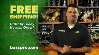 Bass Pro Shops Christmas Sale TV Spot, 'Hoodies, Jeans and Free Shipping' - Thumbnail 7