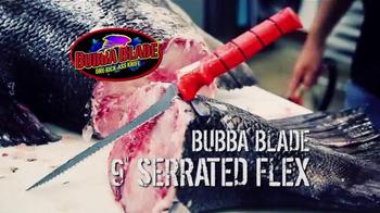 The Bubba Blade TV Spot, \'Serrated Flex\'
