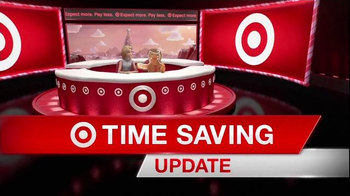 Target TV Spot, 'Deal Forecast Update: In-Store Pickup' - Thumbnail 1