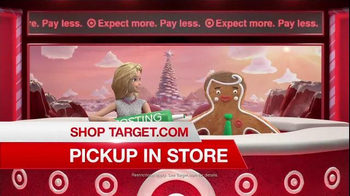 Target TV Spot, 'Deal Forecast Update: In-Store Pickup' - Thumbnail 8