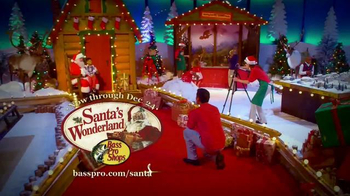 Bass Pro Shops Christmas Sale TV Spot, 'Fleece, Flannel and Free Shipping' - Thumbnail 8