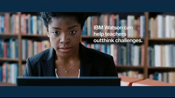 IBM Watson TV Spot, 'Ashley Bryant & IBM Watson on Education' - Thumbnail 10