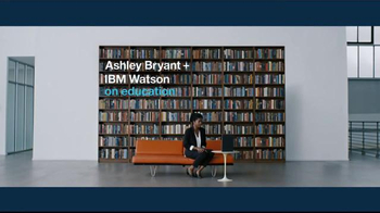 IBM Watson TV Spot, 'Ashley Bryant & IBM Watson on Education' - Thumbnail 2