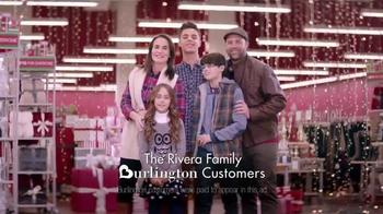 Burlington Coat Factory TV Spot, 'The Rivera Family'