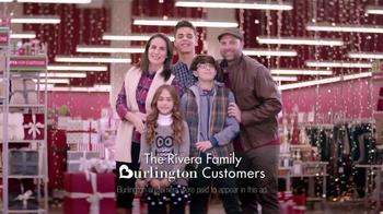 Burlington Coat Factory TV Spot, 'The Rivera Family' - Thumbnail 2