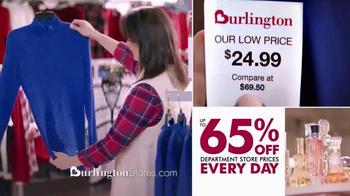 Burlington Coat Factory TV Spot, 'The Rivera Family' - Thumbnail 8