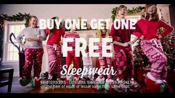 Kmart TV Spot, 'BOGO Sleepwear'