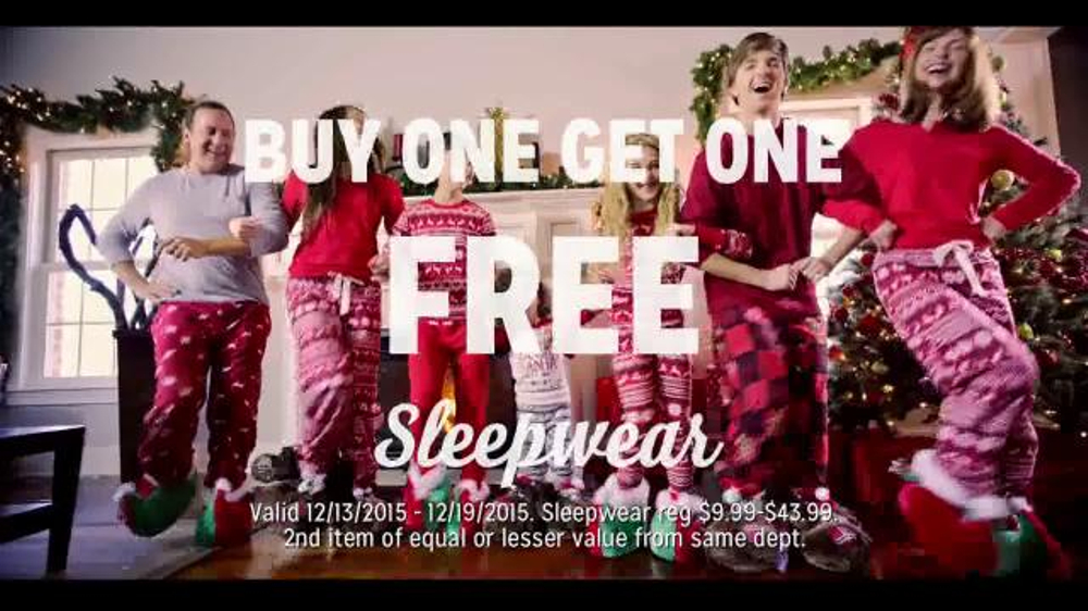 d30eebf609 Kmart TV Commercial, 'BOGO Sleepwear' - iSpot.tv
