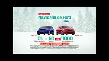 La Gran Venta Navideña de Ford TV Spot, 'Focus y Fusion' [Spanish] - Thumbnail 8