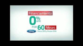 La Gran Venta Navideña de Ford TV Spot, 'Focus y Fusion' [Spanish] - Thumbnail 3