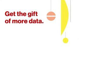 Verizon TV Spot, 'The Gift of Data' - 3201 commercial airings