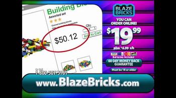 Blaze Bricks TV Spot, 'Slide, Stack, Spin' - Thumbnail 8