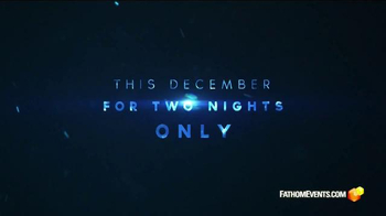 Fathom Events TV Spot, 'Doctor Who Christmas Special' - Thumbnail 2