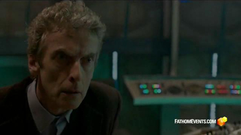 Fathom Events TV Spot, 'Doctor Who Christmas Special' - Thumbnail 3