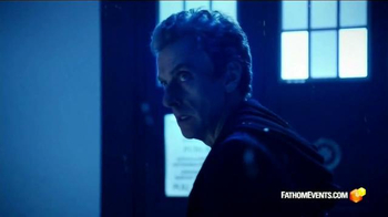 Fathom Events TV Spot, 'Doctor Who Christmas Special' - 28 commercial airings