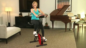 smoothXbike TV Spot, 'Exercise Bike' Featuring Dorothy Hamill - Thumbnail 1