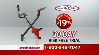 smoothXbike TV Spot, 'Exercise Bike' Featuring Dorothy Hamill - Thumbnail 9
