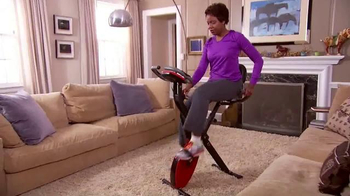 smoothXbike TV Spot, 'Exercise Bike' Featuring Dorothy Hamill - Thumbnail 4
