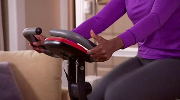 smoothXbike TV Spot, 'Exercise Bike' Featuring Dorothy Hamill - Thumbnail 5