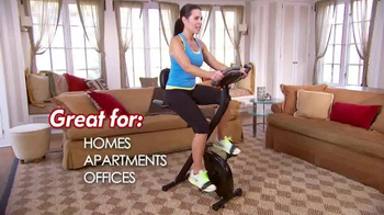 smoothXbike TV Spot, 'Exercise Bike' Featuring Dorothy Hamill - Thumbnail 6