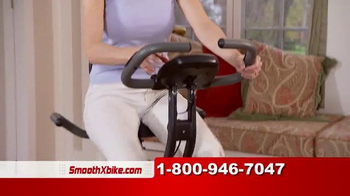 smoothXbike TV Spot, 'Exercise Bike' Featuring Dorothy Hamill - Thumbnail 8