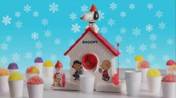 Snoopy Sno-Cone Machine TV Spot, 'Get Your Freeze On'