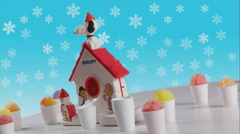 Snoopy Sno-Cone Machine TV Spot, 'Get Your Freeze On' - Thumbnail 2