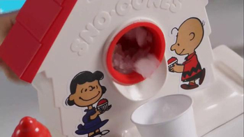 Snoopy Sno-Cone Machine TV Spot, 'Get Your Freeze On' - Thumbnail 6